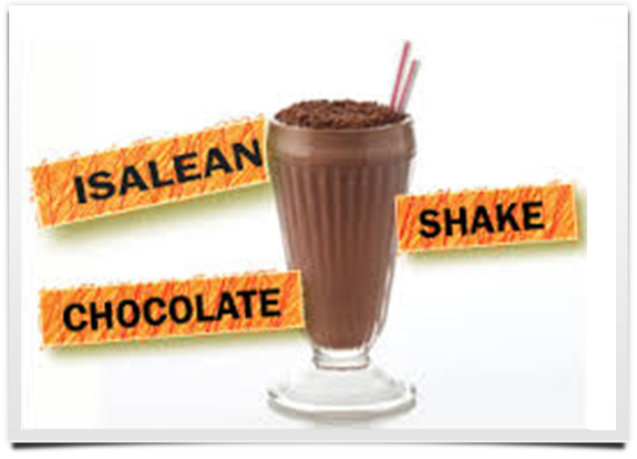 Chocolate Flavored Isagenix ISALEAN Shake